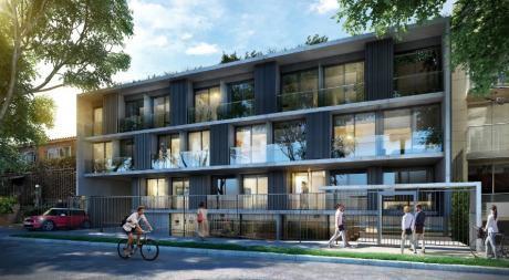 Venta Apartamento Pocitos Monoambiente C/terraza!