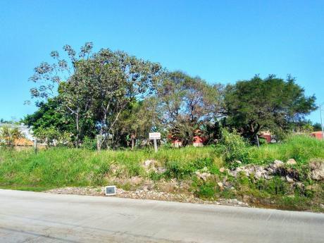 Vendo Hermoso Terreno En Fernando De La Mora Zona Norte