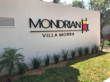 Alquilo Departamento A Estrenar En Villa Morra - 2 Dormitorios