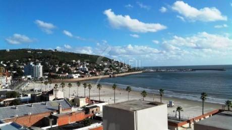 Apartamento A La Venta Con Vista Al Mar En Piriapolis