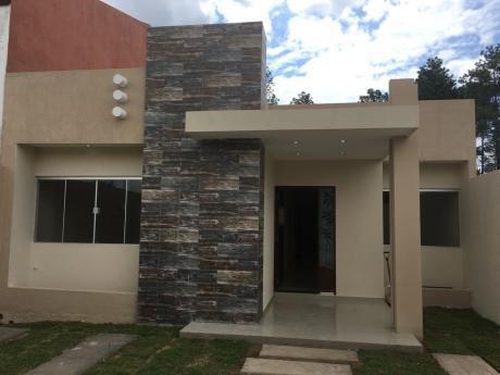 Hermosa Casa A Estrenar En Venta $us 95.000 (negociable)