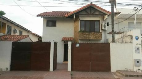 Casa En Alquiler Zona Av Beni Entre 4to Y 5to Anillo