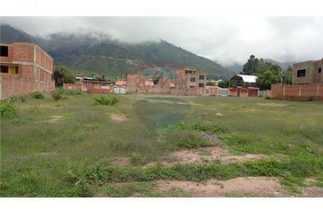 Terrenos En Tiquipaya