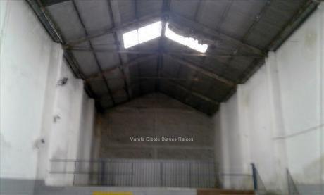 Alquiler De Local Comercial En Aguada