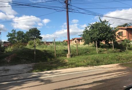 Vendo Terreno De 1850 M2 Zona Aviadores Del Chaco