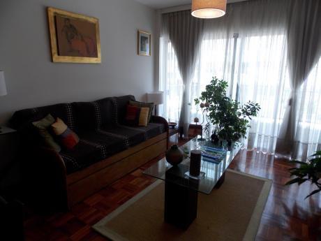 Alquiler Apartamento 2 Dormitorios Y Servicio