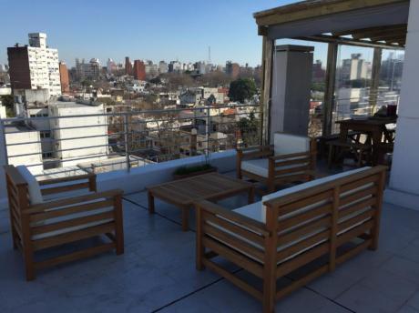 Apartamento 2d+2b+parrillero En Pocitos Dueño Vende