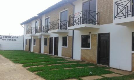 Vendo Duplex Economico Para Vivienda O Comercio En Luque.