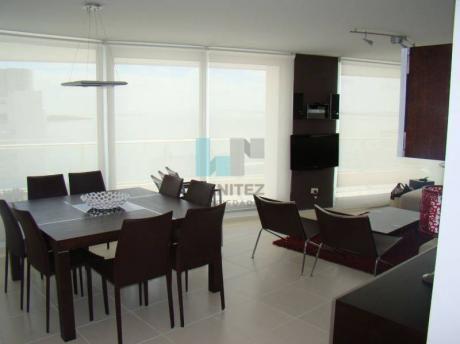 Excelente Esquinero En Seasons Tower. Mansa Con Increíble Vista! - Ref: 6399