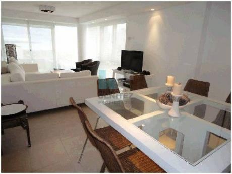 Excelente Apartamento En Mansa, Zona Conrad! Planta De 3 Dormitorios Con Amenities. - Ref: 6725