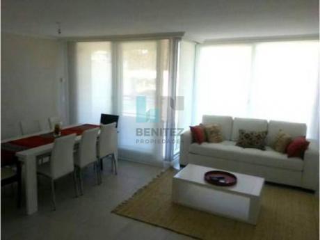 Apartamento De 2 Dormitorios En Venta. Excelente Ocean Drive En Zona Premium, Roosevelt Brava, Punta Del Este. - Ref: 7287