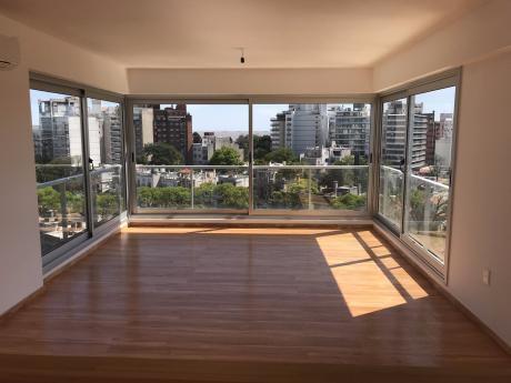 77421 - Penthouse De 2 Dormitorios Con Garaje A Pasos Del Golf