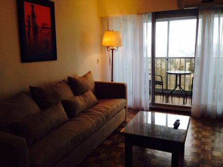 Alquiler Apartamento Con Muebles Pocitos 3 Dorm Con Cochera