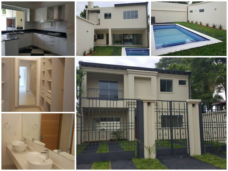Vendo Residencia A Estrenar En Trinidad.