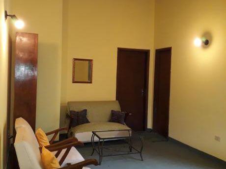 Alquilo Departamento Amoblado En Villa Morra Con Wifi Y Cable