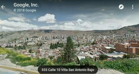 Venta De Casa En Villa Sana Antonio - La Paz Bolivia