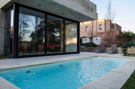Espectacular Casa Minimalista A Estrenar En San Nicolas