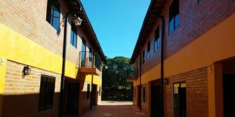 Alquilo Duplex De 2 Dormitorios En Condominio En San Lorenzo Zona Super Lety