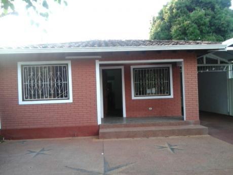 Vendo Casa En Laurelty San Lorenzo