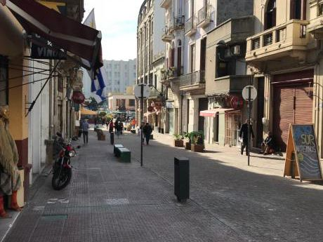 Alquiler Apto 4 Dormitorios Ciudad Vieja Con Enorme Terraza Con Parrillero!