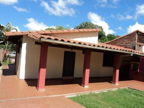 Casa Semi Independiente En Alquiler