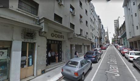 Gran Oficina En Ciudad Vieja. 317m2. Juan Carlos Gómez