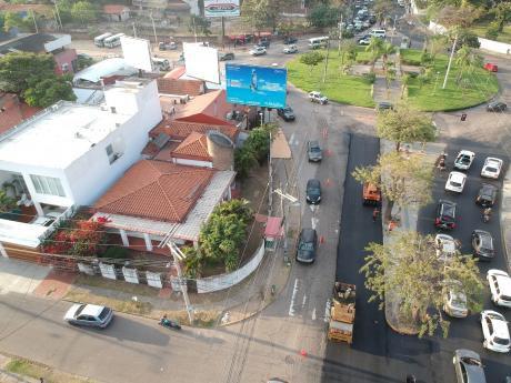 Terreno En Ubicación Inmejorable, Sobre Av. San Martin Casi 3er Anillo