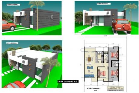 Casas En Pre-venta!! 0 Cuota Inicial