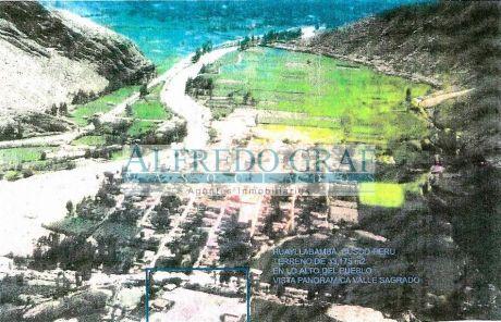 Terreno Rustico Venta Valle Vilcanota - Urb. Urubamba - Cuzco