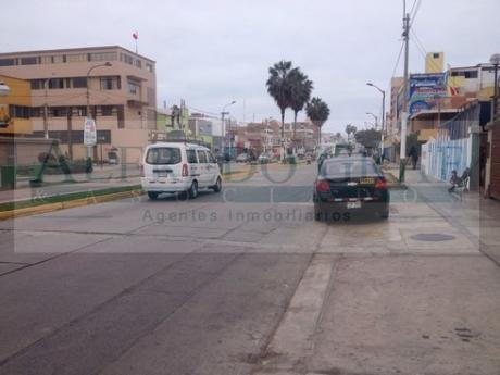 Terreno Comercial Venta Jr. Cahuide - La Perla Callao - La Perla