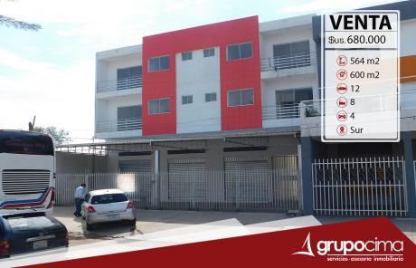 Edificio En Venta En Zona Comercial !!