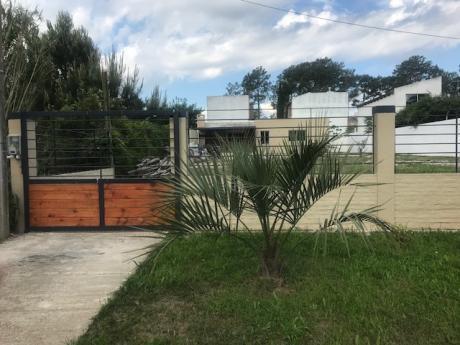 Casa En Venta El Pinar Proximo A Playa 2 Dormitorios A Estrenar