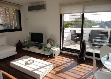 Venta/alquiler  Apartamento En Pocitos 2 Dormitorios