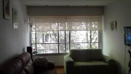 Alquiler De Apartamento 2 Dormitorios En Pocitos, Montevideo
