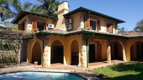 Alquilo Linda Casa En Mburucuyá