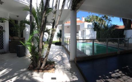 Hermosa Casa De 5 Dorm. Zona Casa Rica Avda. España