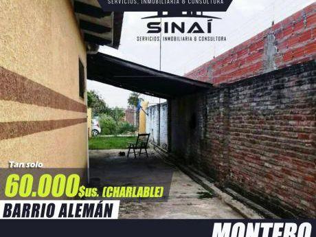 Montero-casa En Oferta