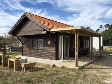 Excelente Cabaña En El Pinar