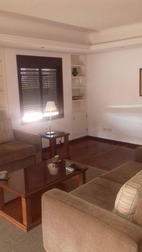 Departamento Amoblado En Dúplex - Villa Aurelia - Asunción