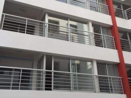 Apto Pocitos Nuevo, 1 Dormitorio, Con Garage A Estrenar