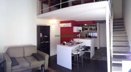Excelente Apartamento Totalmente Equipado Para Alquiler