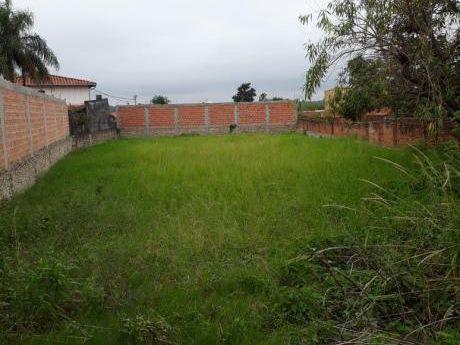 Terreno En Mariano Roque Alonzo