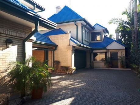Residencia Amoblada En Barrio Cerrado Zona Boggiani