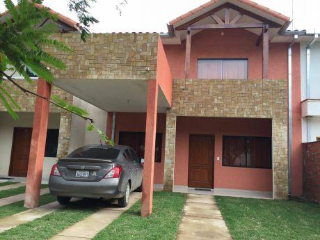 Casa En Alquiler   La Cazona