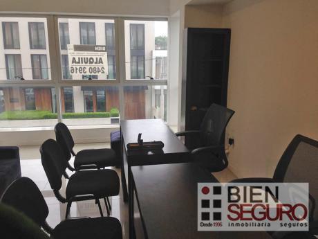 Apartamento En Alquiler En Punta Carretas