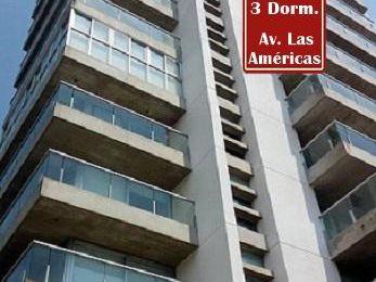Amplio, Funcional Y Lujoso Dpto, Av. Las Americas - Cond. Torre Suant