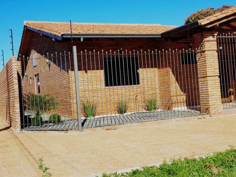 Vendo Casa A Estrenar En Esquina Palma Loma Luque