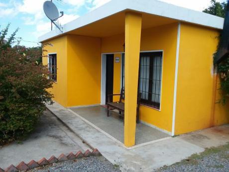 Richuelo Arriba, Casa De 2 Dorm En 1000 M2 De Terreno