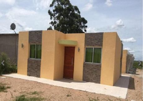Alquilo Casa A Estrenar En Progreso, Canelones