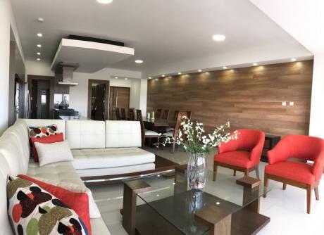 Departamento Amoblado - Madero Residence